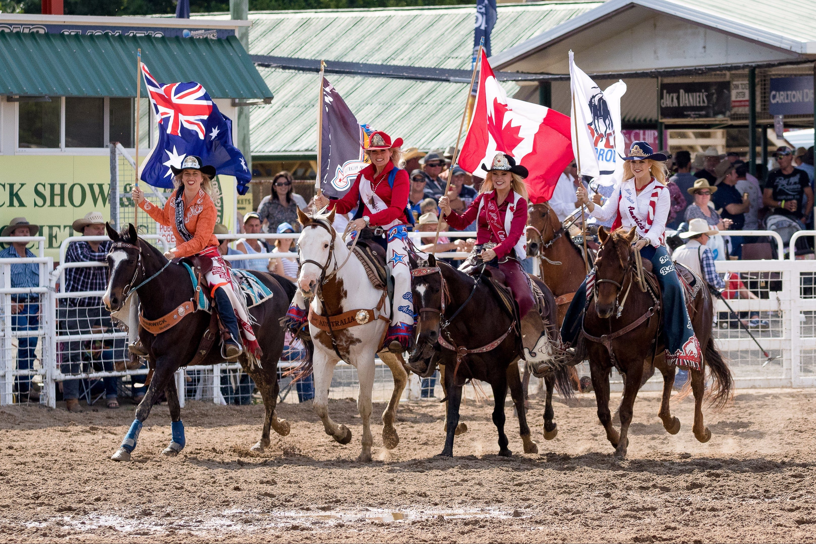 Warwick Rodeo National APRA National Finals and Warwick Gold Cup Campdraft - Yarra Valley Accommodation