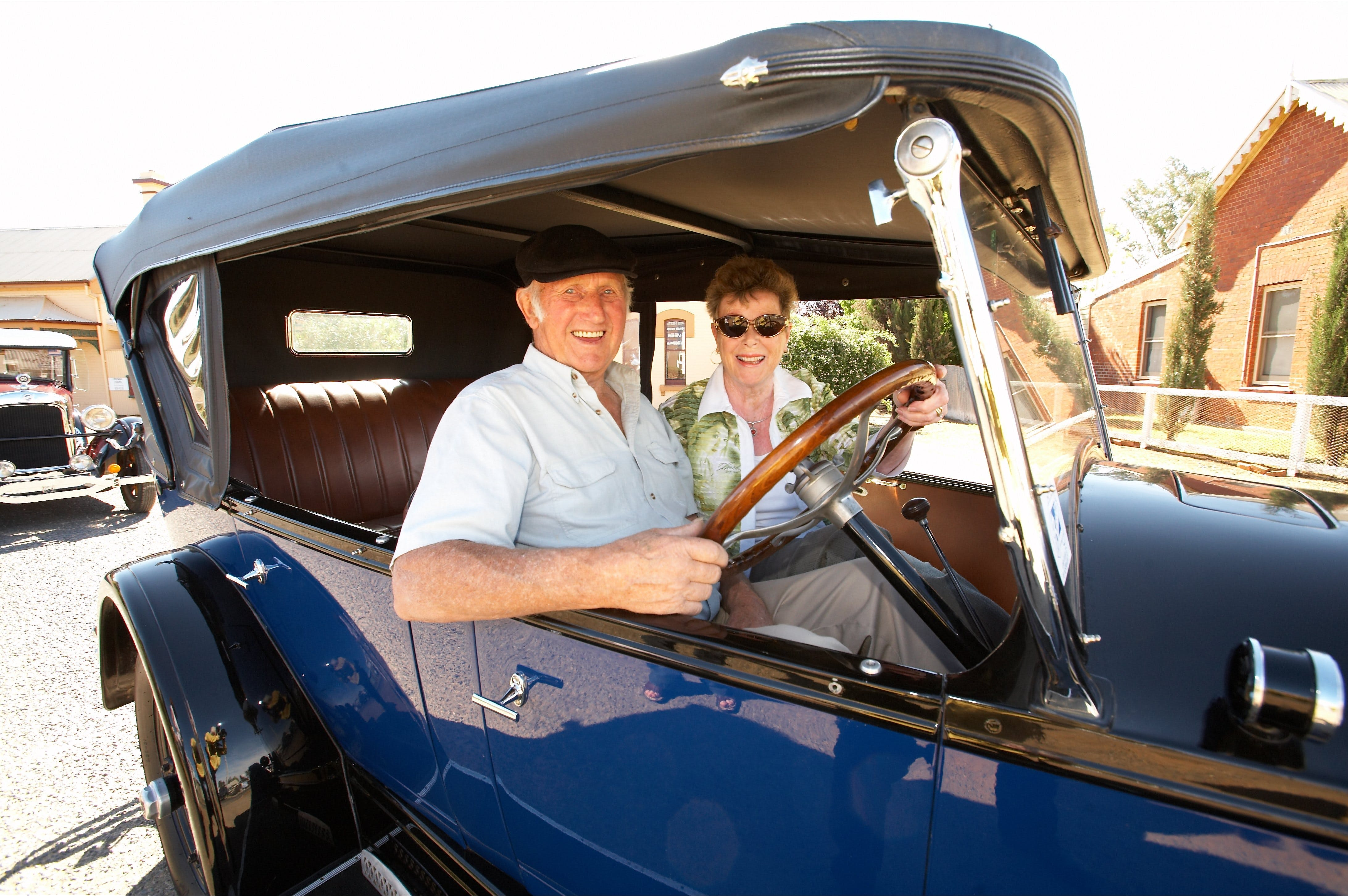 Corowa Historic Vehicle and Machinery Club Spring Fun Weekend - Yarra Valley Accommodation