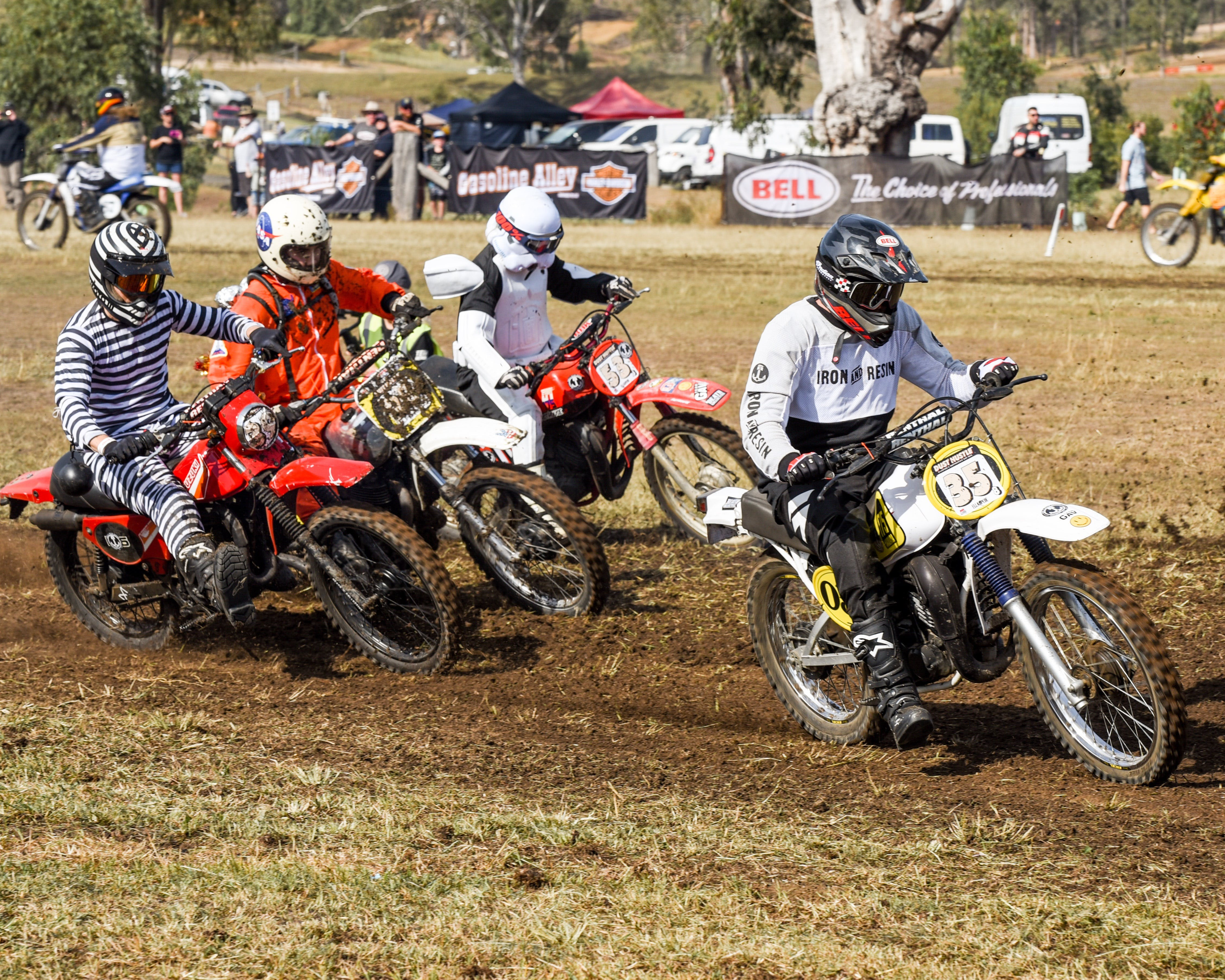 Dust Hustle Queensland Moto Park - Yarra Valley Accommodation