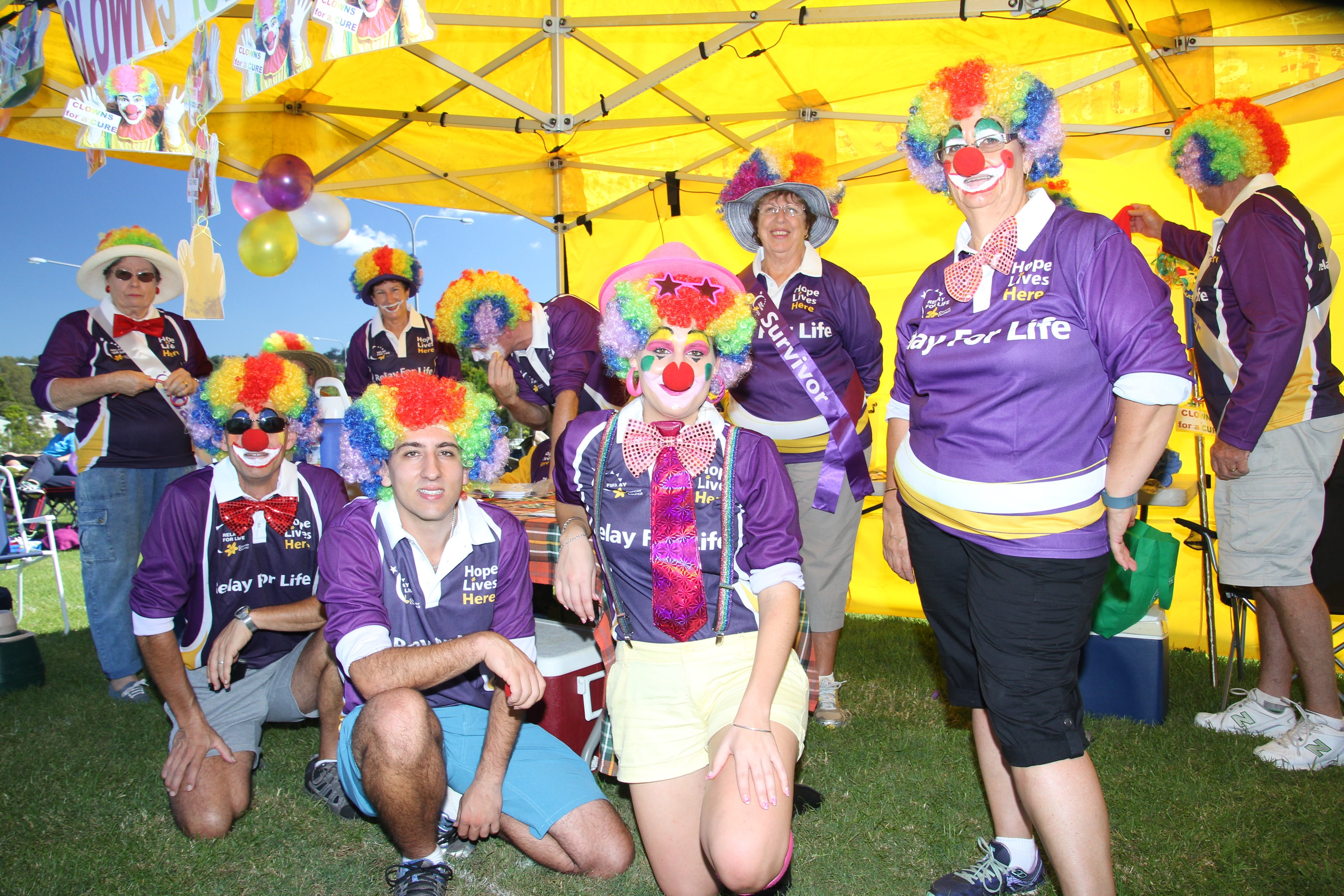 Grafton Relay for Life - NSW Cancer Council - Yarra Valley Accommodation
