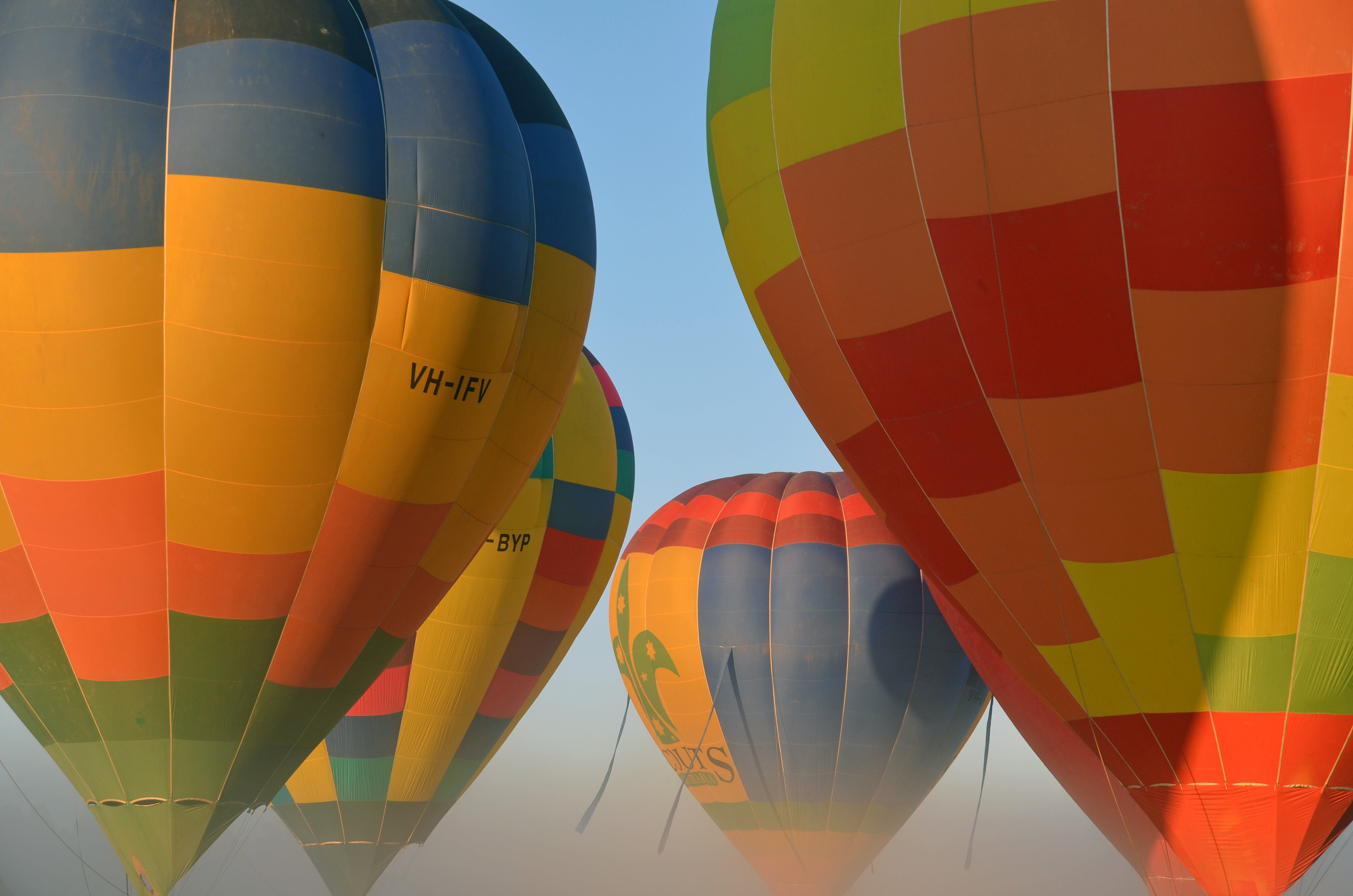 King Valley Balloon Festival - Yarra Valley Accommodation