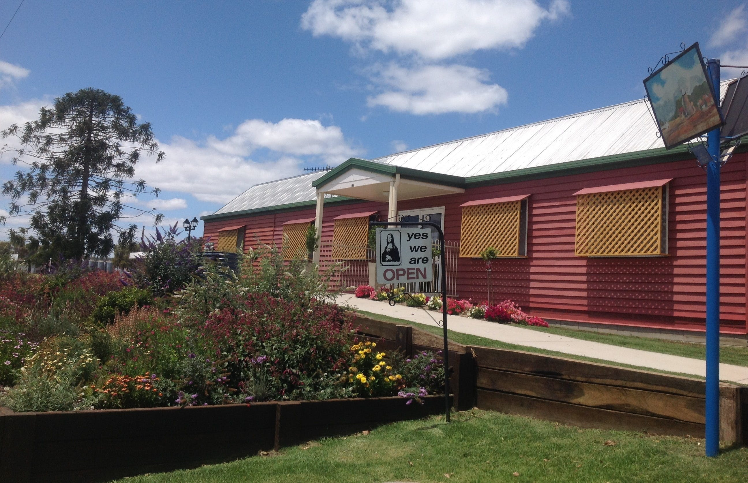 Wondai Country Markets - Yarra Valley Accommodation