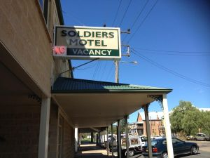 Soldiers Motel - Yarra Valley Accommodation