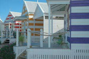 Beach Huts Middleton - Yarra Valley Accommodation
