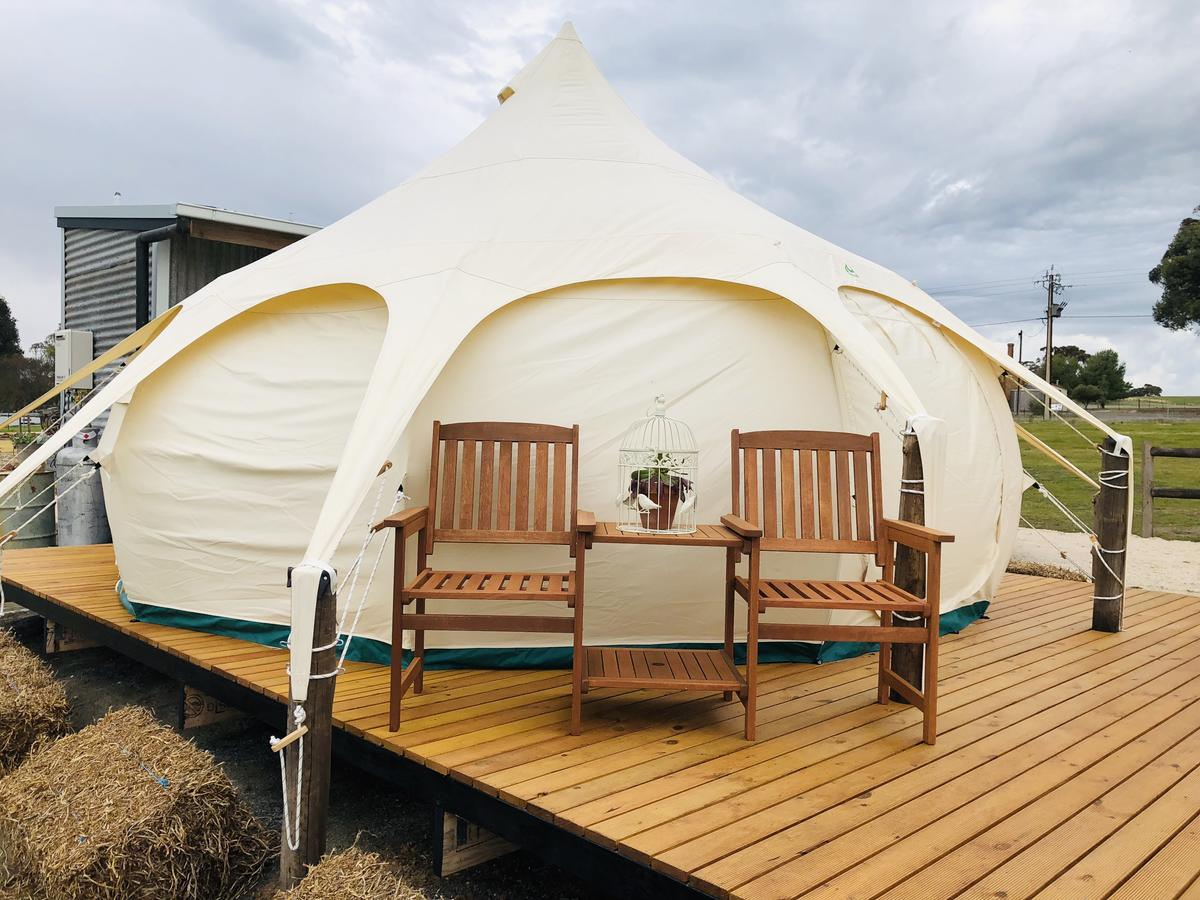 Bukirk Glamping - Yarra Valley Accommodation