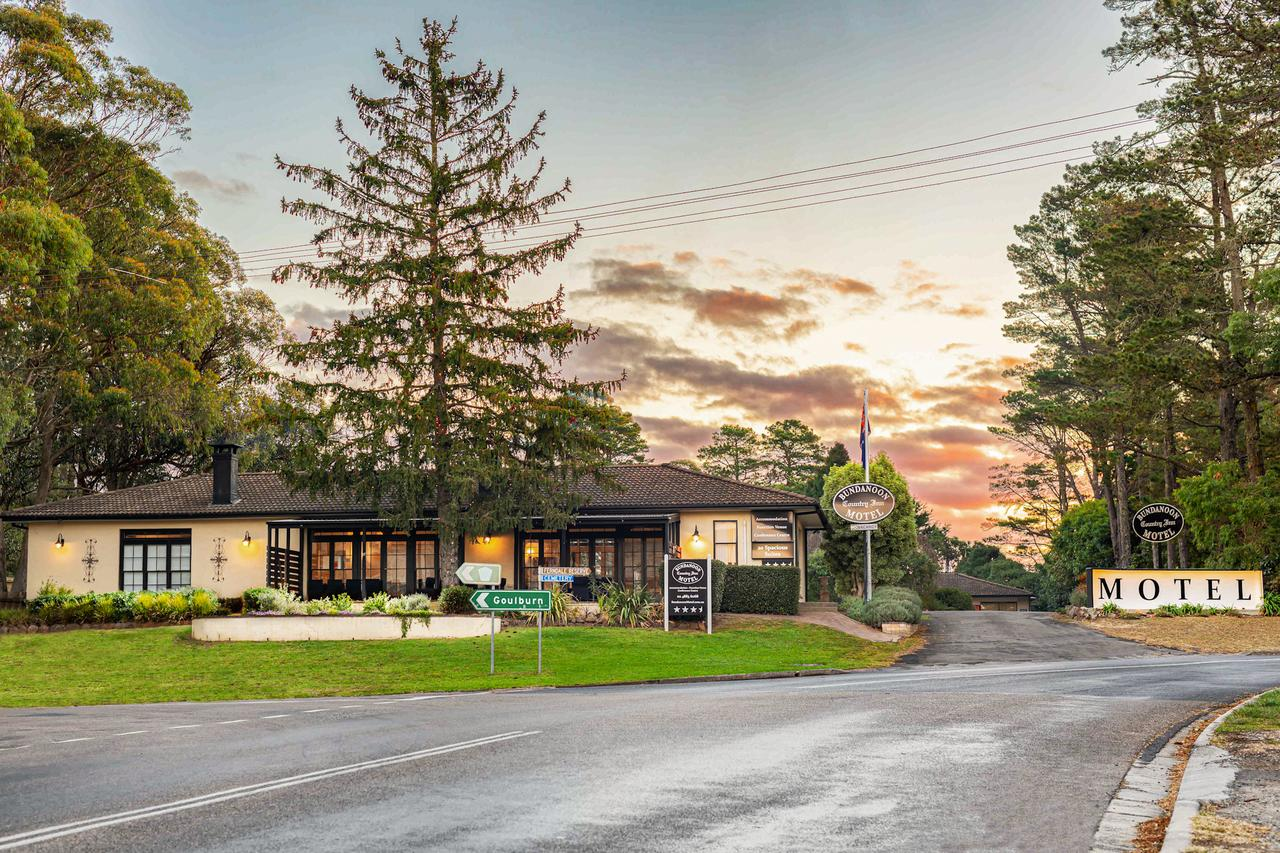 Bundanoon Country Inn Motel - Yarra Valley Accommodation
