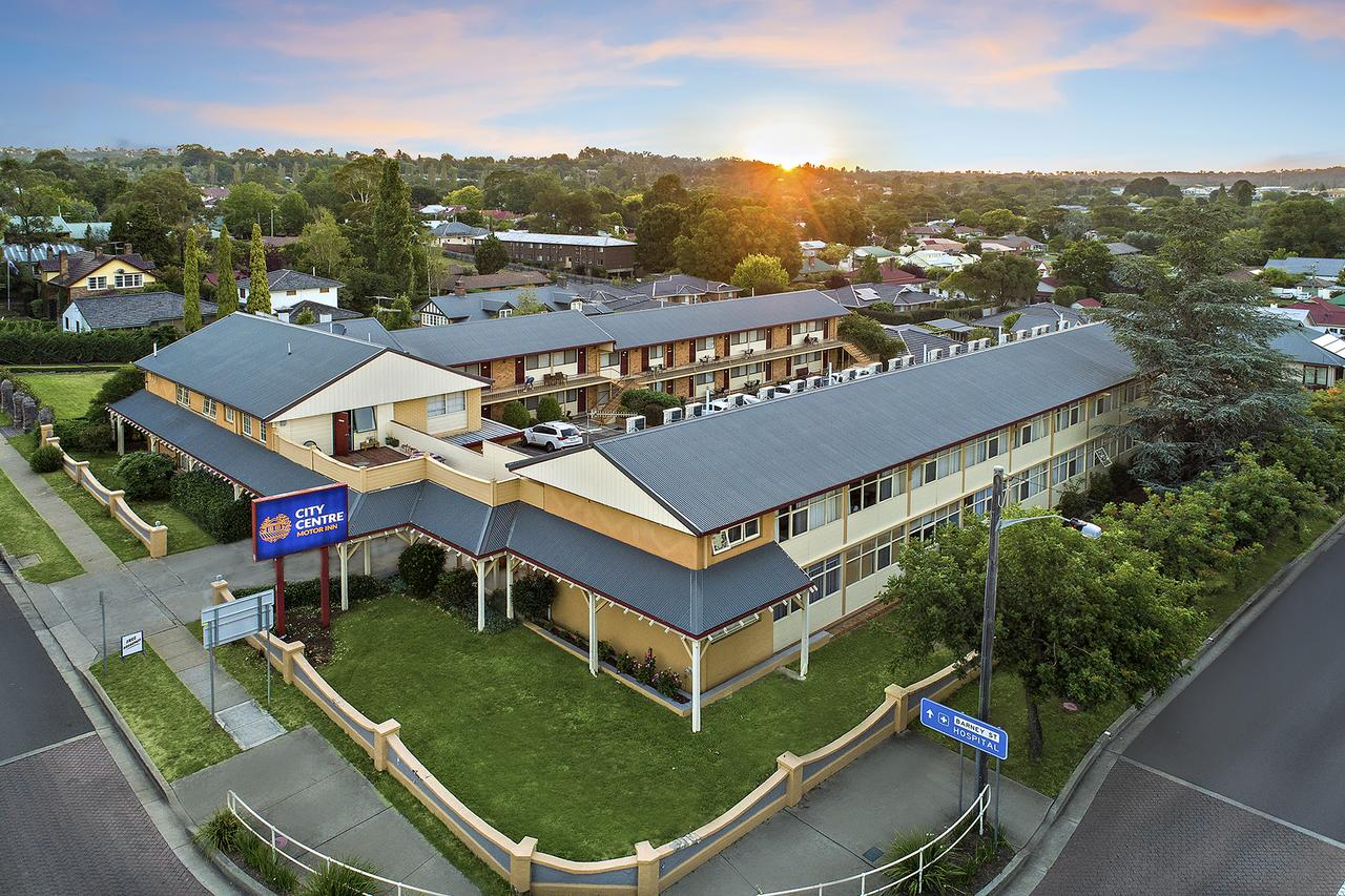 City Centre Motor Inn - Yarra Valley Accommodation