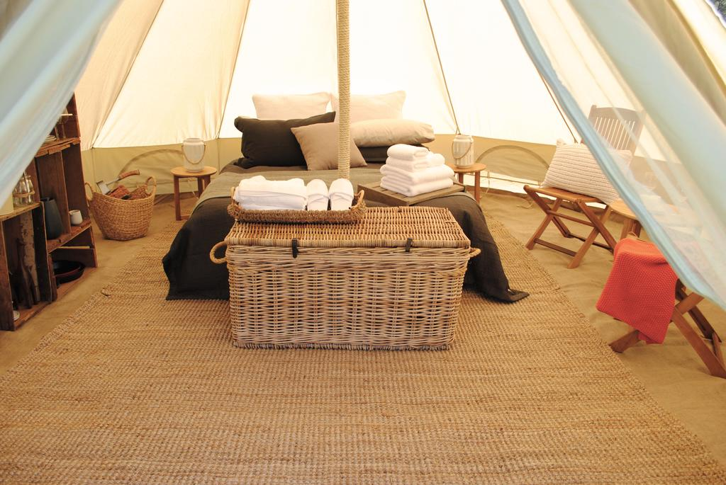 Cosy Tents - Daylesford - Yarra Valley Accommodation