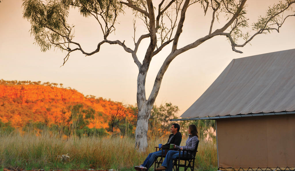 Bell Gorge Wilderness Lodge - Yarra Valley Accommodation